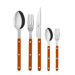 5-teiliges Set - Bistrot shiny solid - Orange